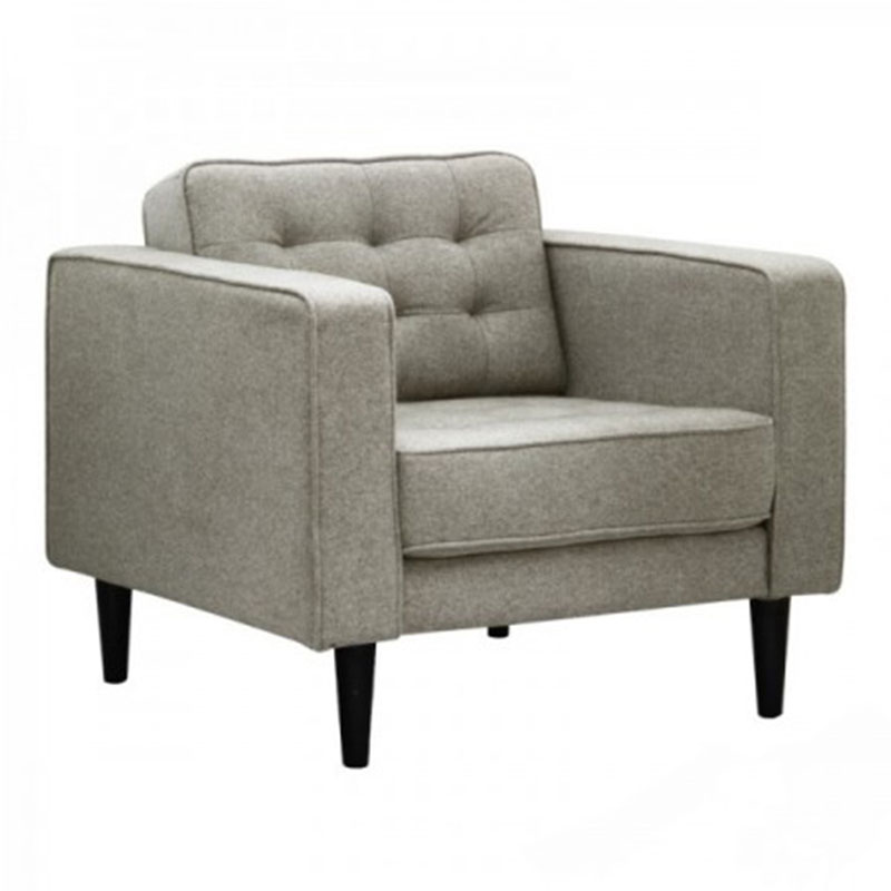 Superb Webster Single Seater Sofa